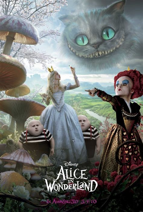 Tim Burton Gives Cheshire Cat a Toothy Grin in Alice | WIRED