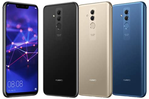 Here's the Huawei Mate 20 Lite in all its leaked glory