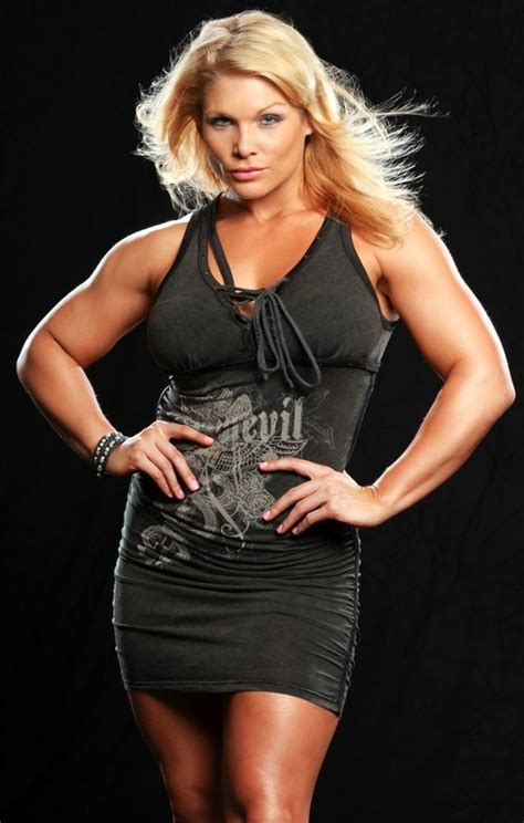 All About Wrestling Stars: Beth Phoenix WWE Profile and