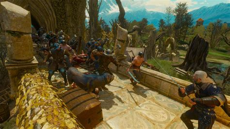 Witcher 3 Blood and Wine: How to Farm Gold Fast   USgamer