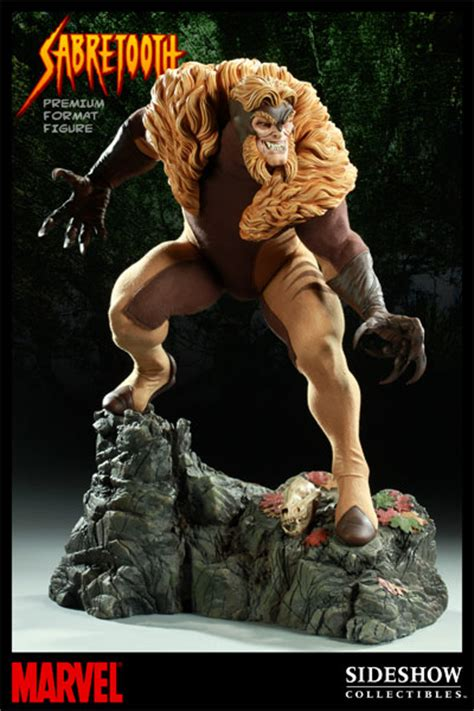 Sabretooth Premium Format by Sideshow Collectibles | Radd