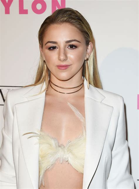 Chloe Lukasiak - NYLON Young Hollywood Party in Los