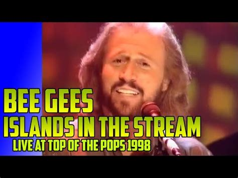 Bee Gees - Islands In The Stream LIVE @ Top of the Pops