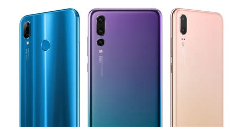 huawei P20 pro's colour game is seriously slick according