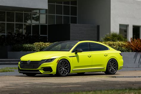 Volkswagen's 2018 Enthusiast Fleet shows its colors at