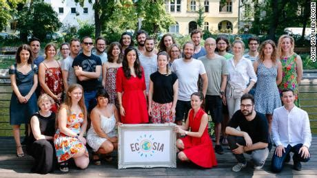 Ecosia: The search for a greener internet takes root - CNN