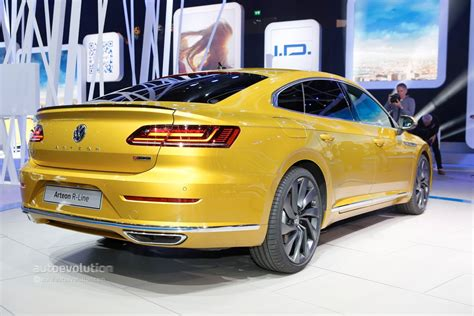Volkswagen Arteon R Said to Pack Over 400 HP from VR6
