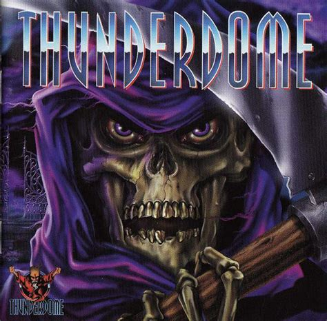 Various - Thunderdome (CD) at Discogs