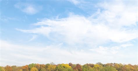 Panoramic Photography of Sky and Forest · Free Stock Photo