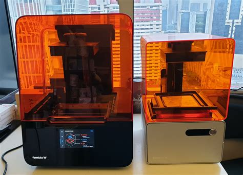 """Bunnie Huang tears down a Formlabs Form 3 """"from the"""