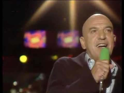 Rare Telly Savalas interview from 1963 at the Cannes Film