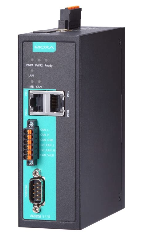 SAE J1939 (CAN Bus) to Modbus, PROFINET, EtherNet-IP