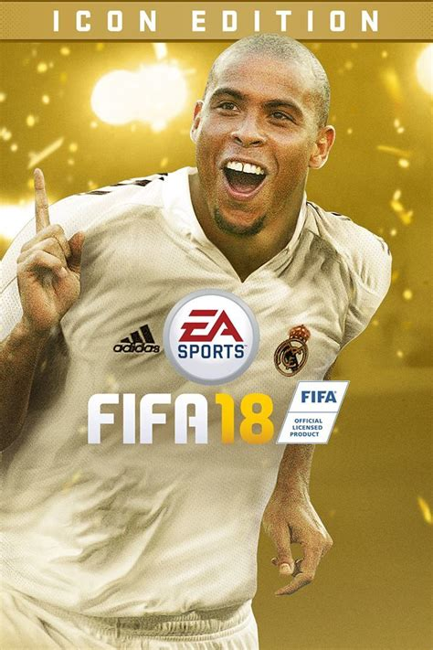 FIFA 18 (Icon Edition) for Xbox One (2017) - MobyGames