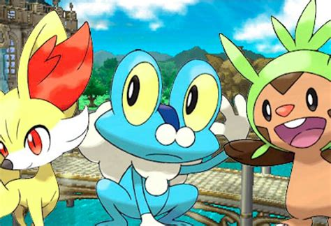 Pokemon X and Y gym leaders, badges teased early – Product