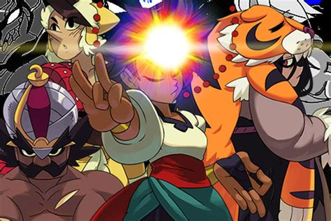 Lab Zero's role-playing game Indivisible reaches
