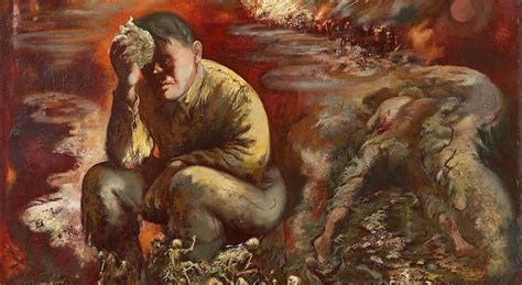 George Grosz Hitler Painting Acquired By Berlin Museum