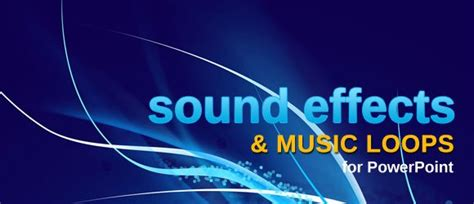 Music & Sound Clips for PowerPoint presentations