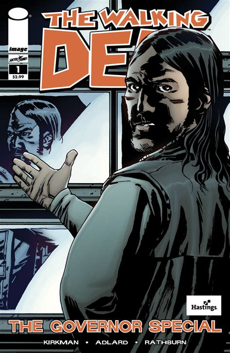 New Look at Regular and Variant Cover Art for The Walking