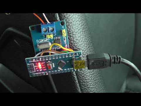 CAN Monitor Pro - CAN Bus Sniffer Software - YouTube