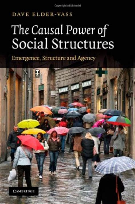 Review of Elder-Vass, Dave: The Causal Power of Social